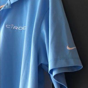 Nike Shirts - NIKE Polo w/ Ciroc Logo